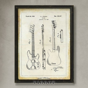 Blueprint Bajo