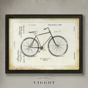 Blueprint Bici 1