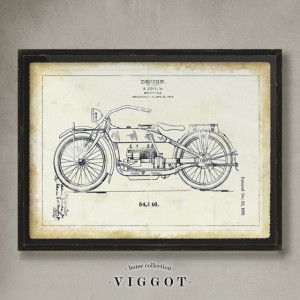 Blueprint Moto 1
