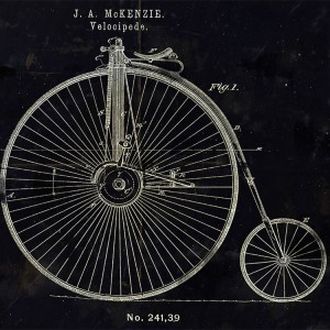 Blueprint Bici 2