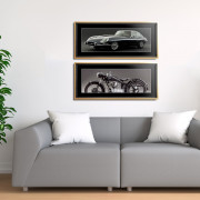 Jaguar-y-moto-set