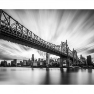 CUADRO NY Bridge city