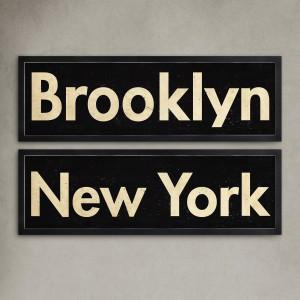 Colección Cuadros Brooklyn / New York
