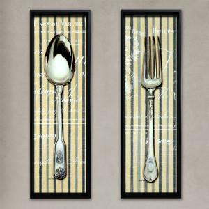 Set Comedor Cuchara Tenedor