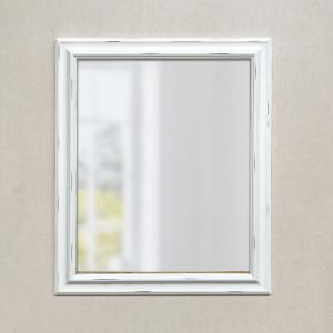Espejo Batea R Blanco