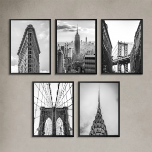 Set New York B&N Color