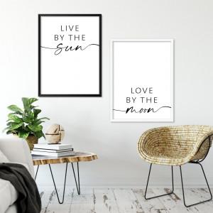 Set de Cuadros Live Love